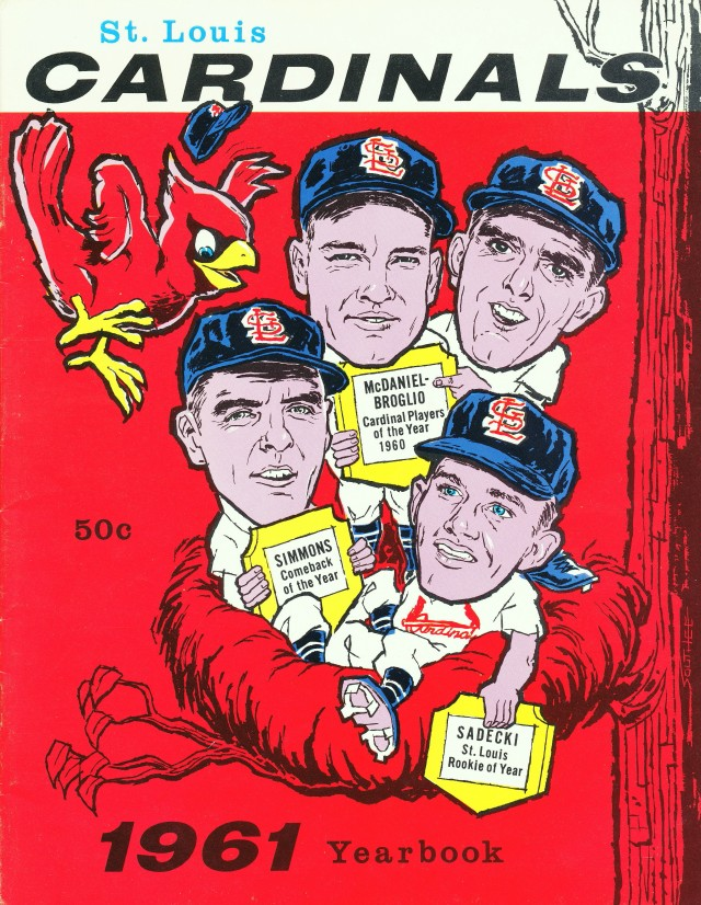 cardinalyearbook'61