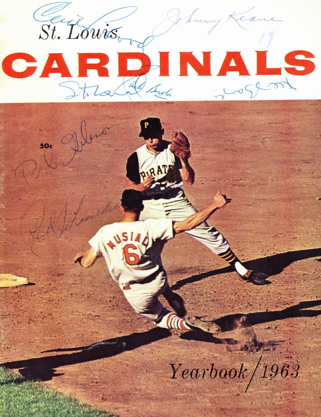 cardinalyearbook'63