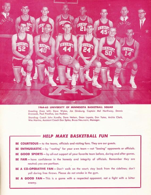 gopherb'ball'64