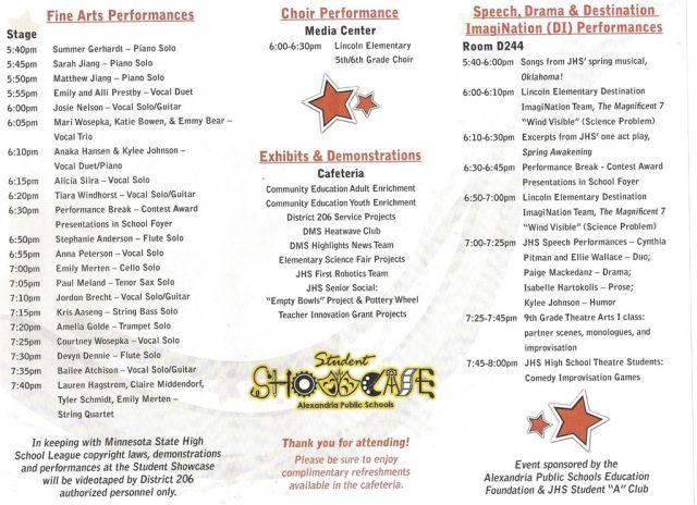 showcase '13-2