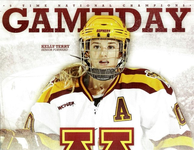 gopherwomen'shockey '13-14-1