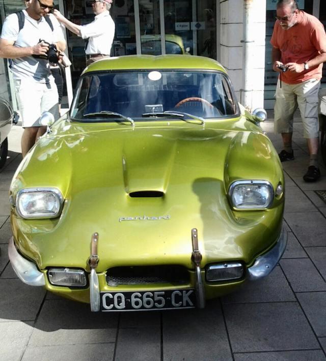 Beaune Auto Show