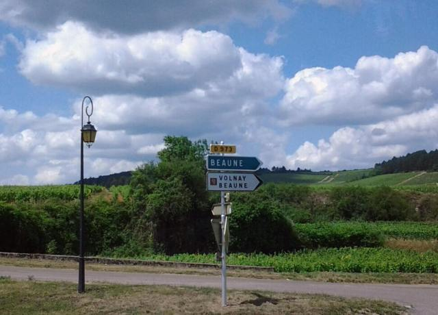 Trip to Beaune