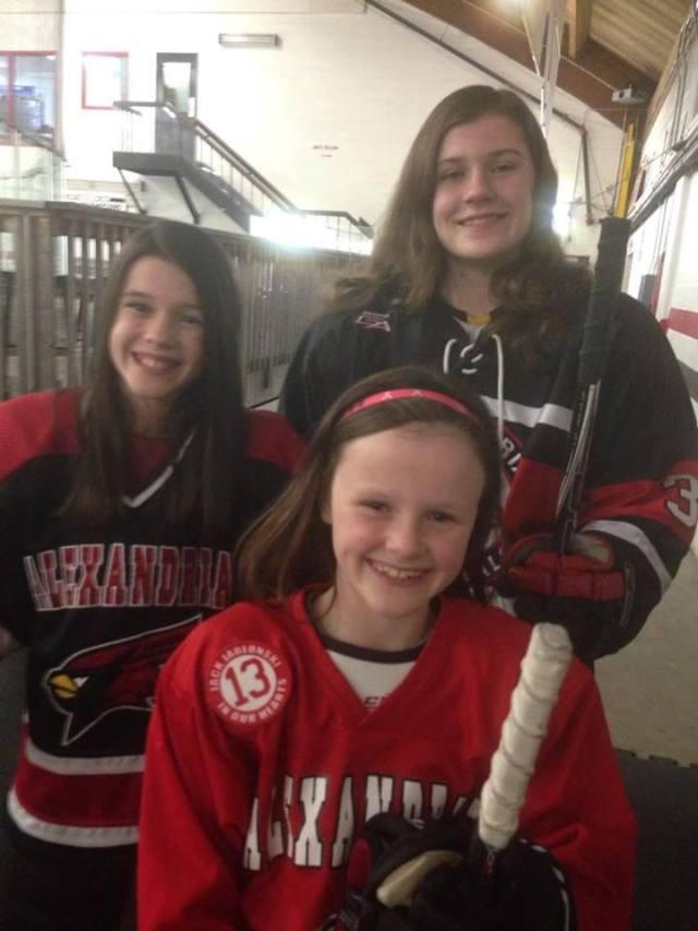 oconnor hockey '14