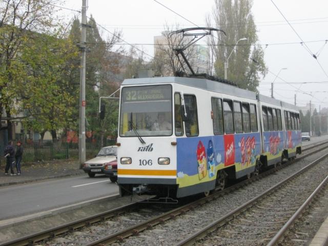 tram 32 to alexandria