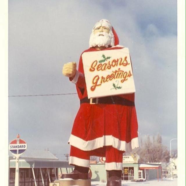 big ole's season's greetings