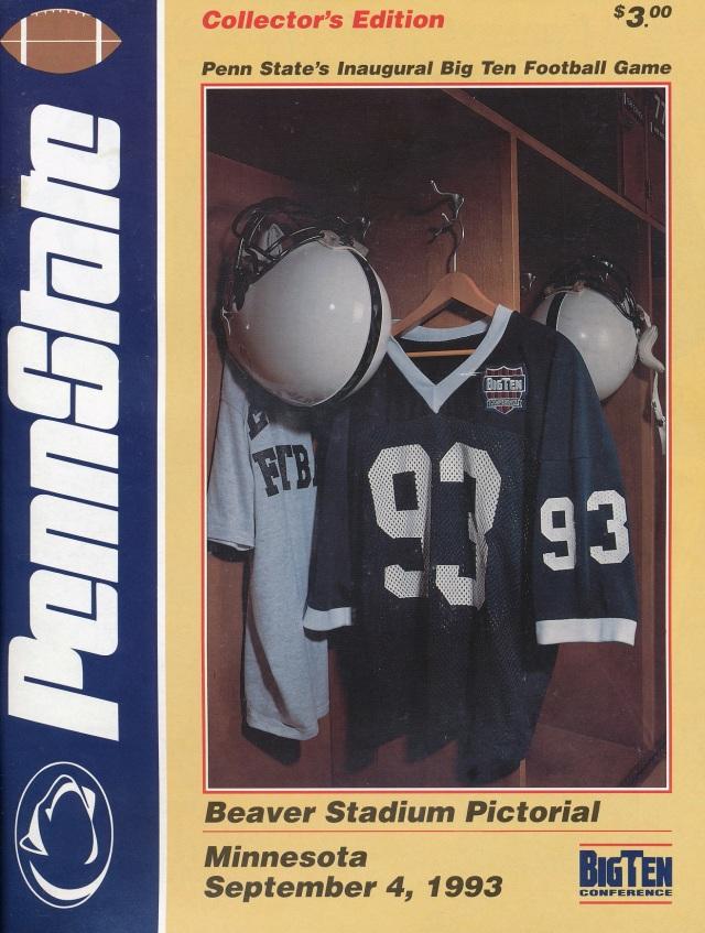 Gophers - Penn St '93 - Copy