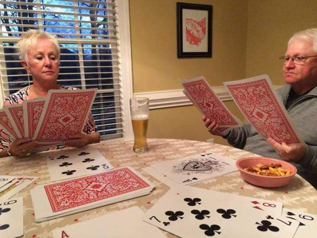 big cards for seniors