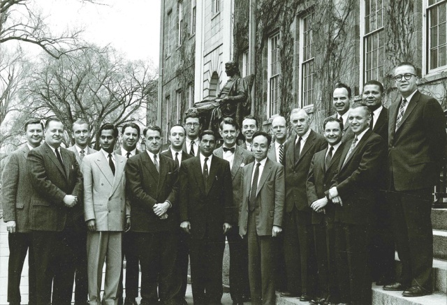 1957 nieman fellows