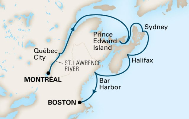 montreal to boston