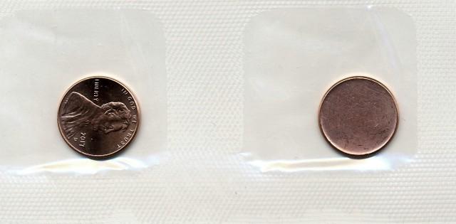 denver mint penny 2-18-1