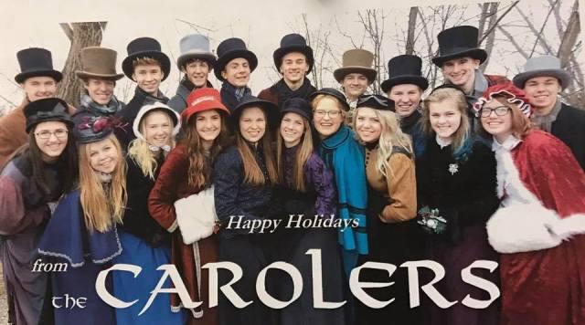 carolers 2016
